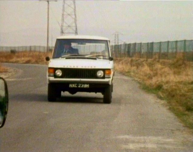 1970 Land-Rover Range Rover Series I