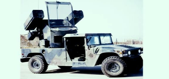 AM General HMMWV M1097 Avenger