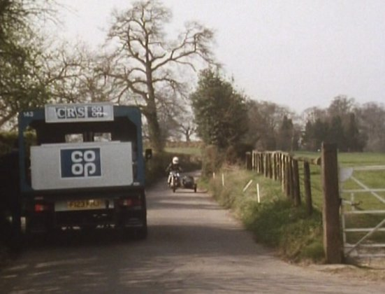 1989 Freight Rover Sherpa 350 Milk float Series III