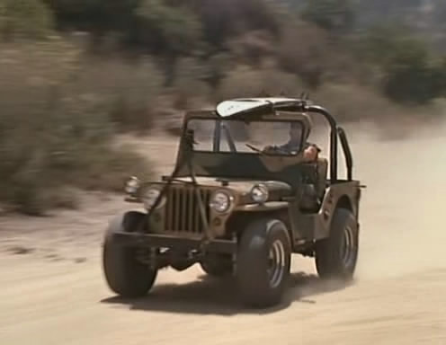 1945 Willys Jeep CJ-2A