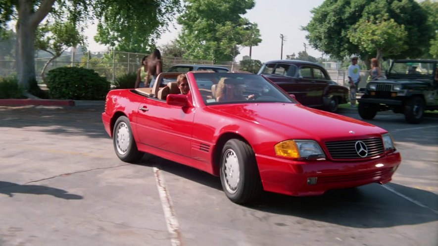 1990 Mercedes-Benz SL [R129]