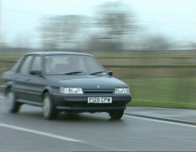 1989 Rover Montego 1.6 L [LM11]