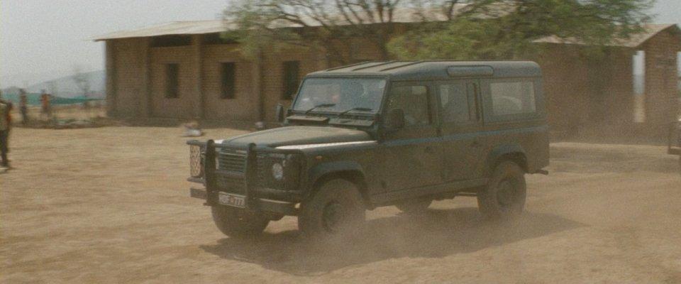 Land-Rover Defender 110 Station Wagon