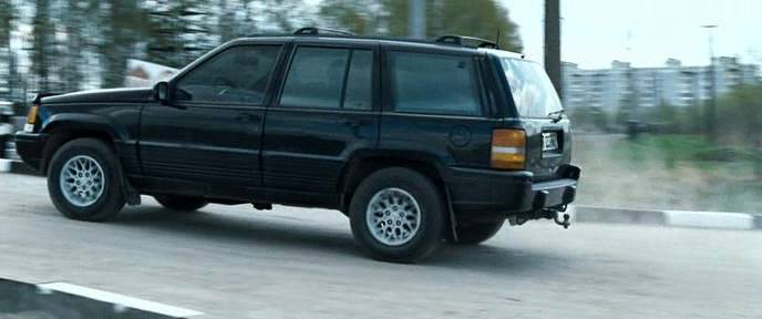 1993 Jeep Grand Cherokee Limited [ZJ]