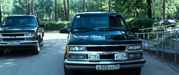 1995 Chevrolet Suburban (By Default) [GMT410]