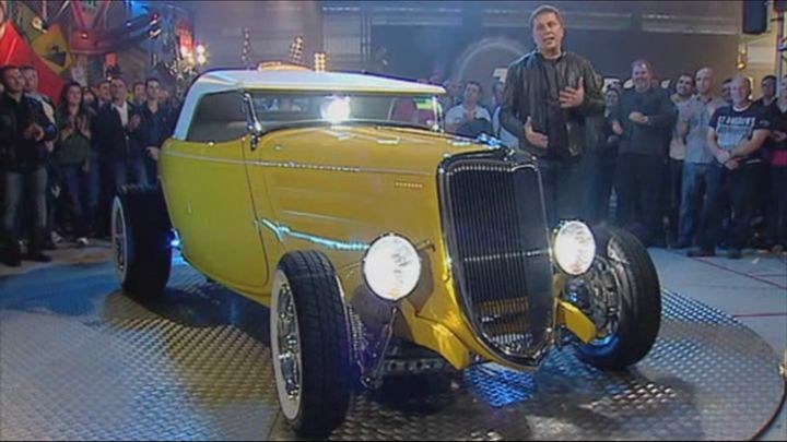 1934 Ford V8 Hot Rod [40]