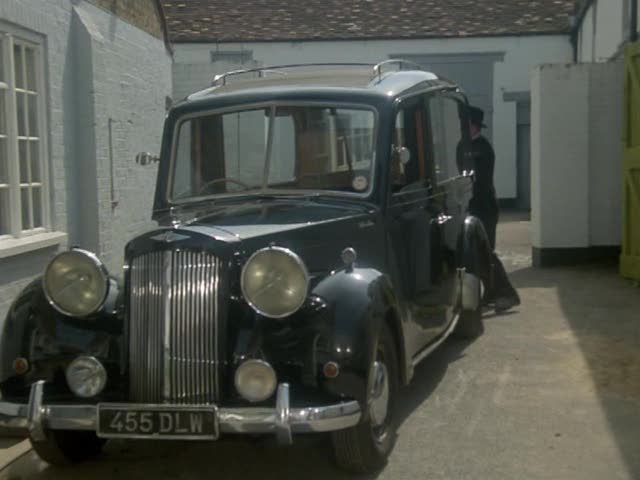 1947 Austin A125 Sheerline Hearse [DM1]