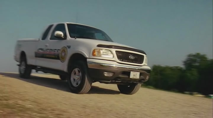 2000 Ford F-150 SuperCab Lariat