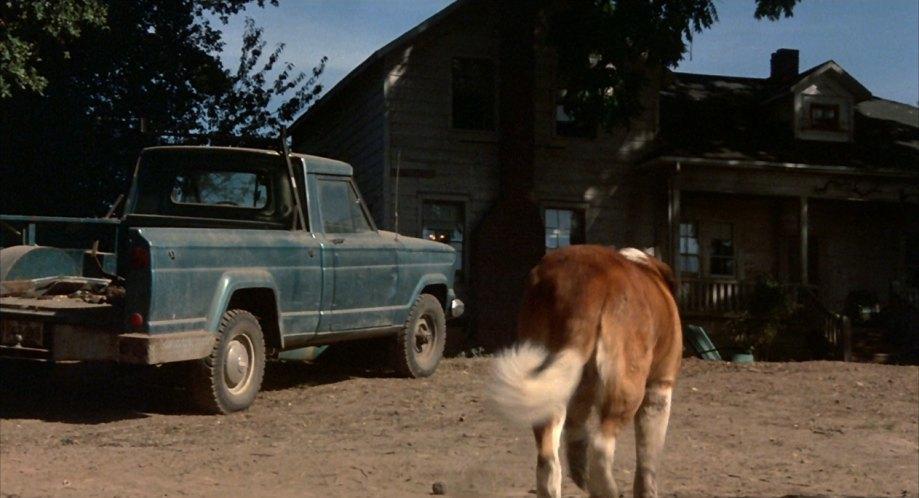 "IMCDb.org: Jeep Gladiator in ""Cujo, 1983"""