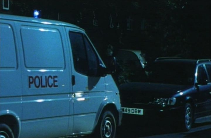 1995 ford transit mkiii in silent witness 1996 2019. Black Bedroom Furniture Sets. Home Design Ideas