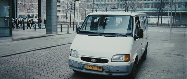 1995 ford transit mkiii in reykjav k rotterdam 2008. Black Bedroom Furniture Sets. Home Design Ideas