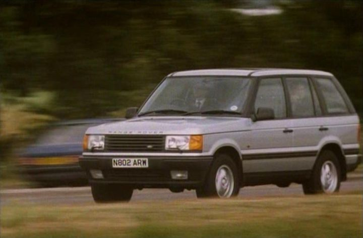 1996 Land-Rover Range Rover 4.6 HSE Series II [P38a]