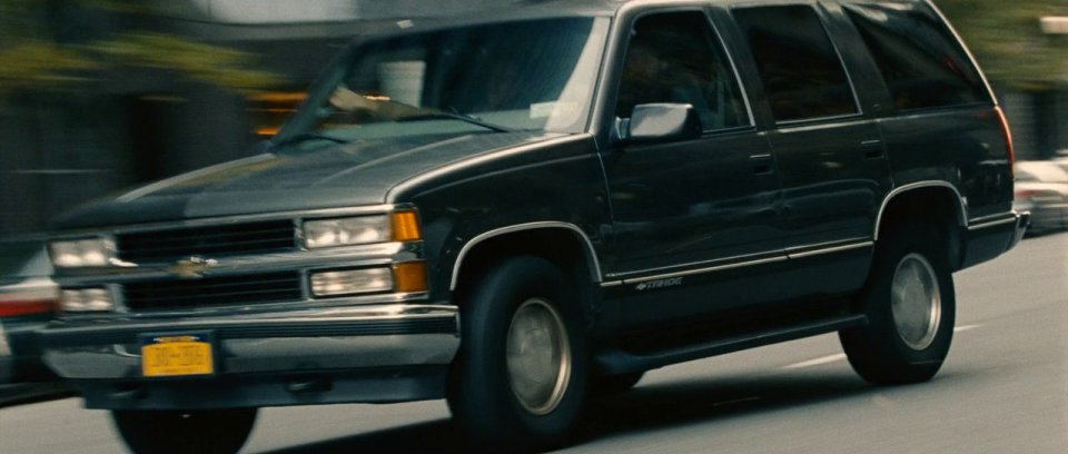 1998 Chevrolet Tahoe LT [GMT420]