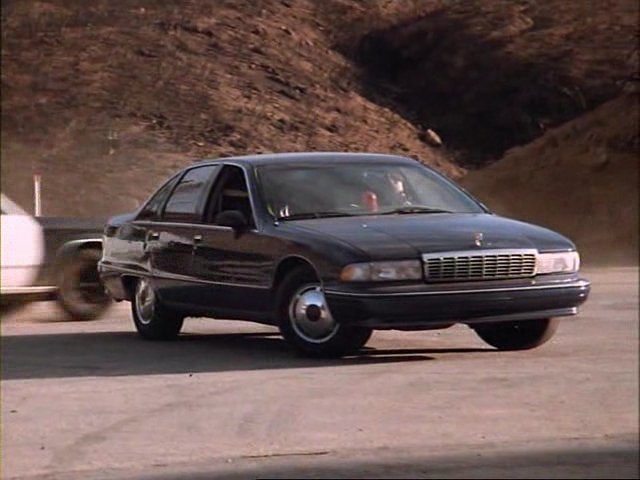 "Imdb Cars: IMCDb.org: 1991 Chevrolet Caprice In ""The Underground, 1997"""