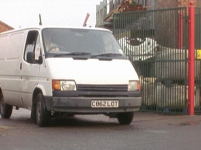 1986 ford transit mkiii in silent witness 1996 2019. Black Bedroom Furniture Sets. Home Design Ideas