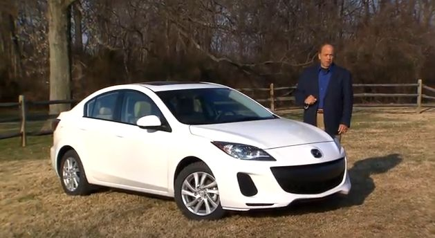 2012 mazda 3 skyactiv bl in motorweek 1981 2019. Black Bedroom Furniture Sets. Home Design Ideas
