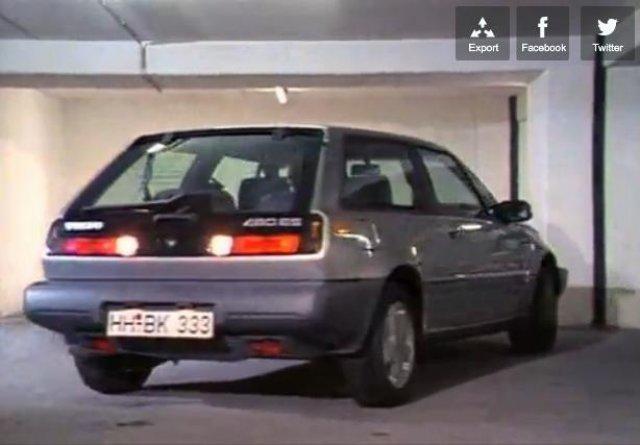 IMCDb.org: 1987 Volvo 480 ES in