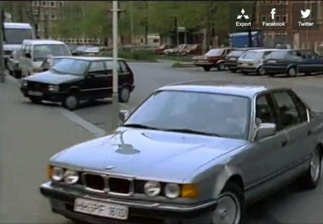 1987 BMW 750iL E32 related infomation,specifications - WeiLi ...