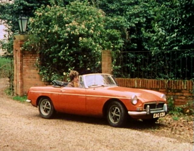 1973 MG B Roadster [ADO23]