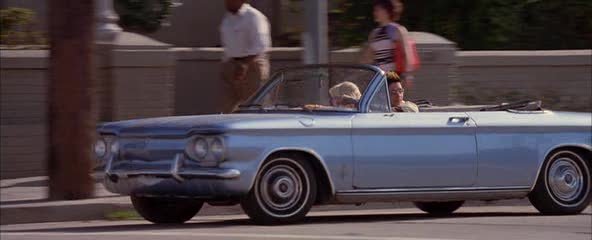 1962 Chevrolet Corvair Monza Convertible [967]