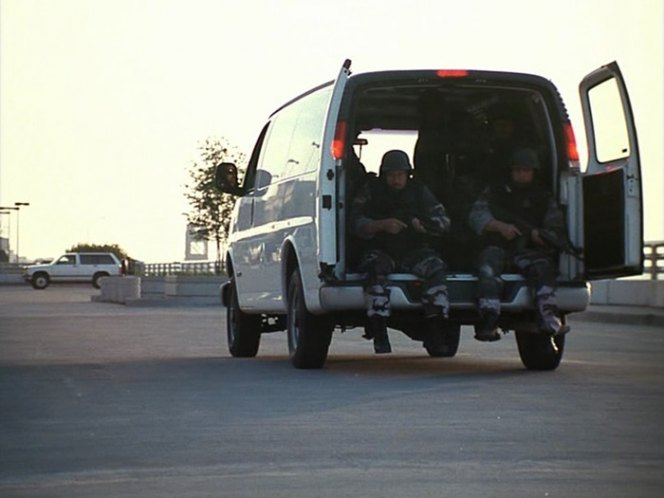 1996 Chevrolet Express [GMT600]