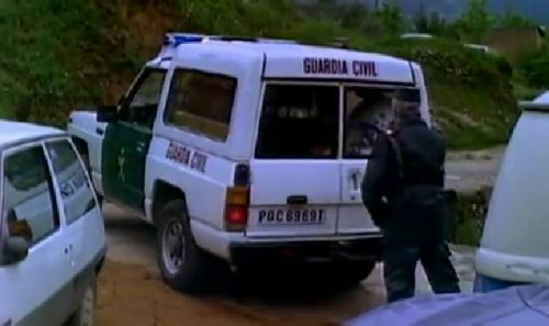Nissan Patrol Guardia Civil