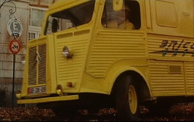 1964 Citro�n Type HY