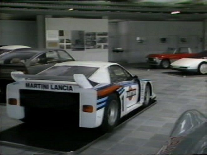 1979 Lancia Beta Montecarlo Turbo Group 5