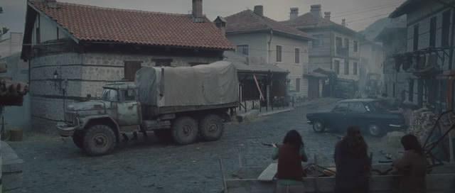 1970 GAZ 24 Volga