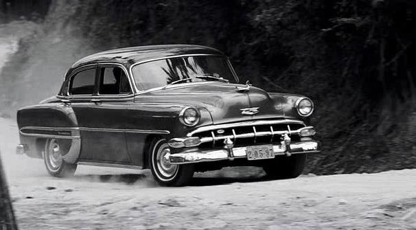 1954 Chevrolet Bel Air Four-Door Sedan [2403]