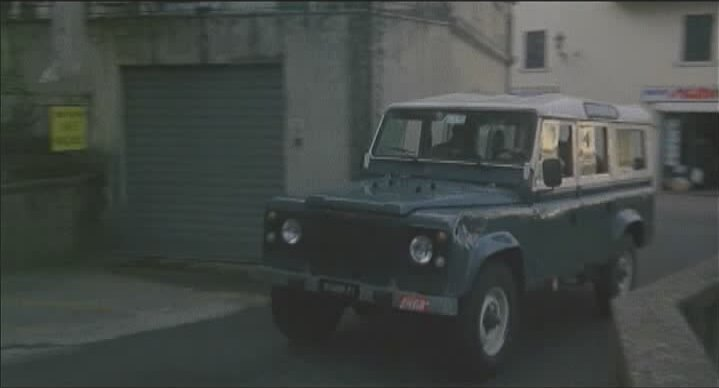 1983 Land-Rover 110 Station Wagon
