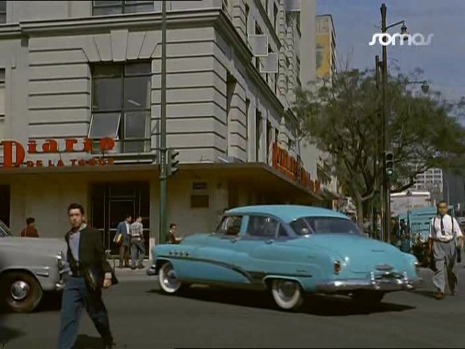 1951 Buick Roadmaster Riviera Sedan [72-R]