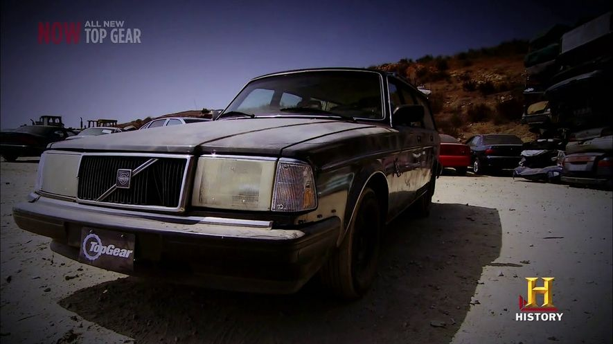 "IMCDb.org: 1990 Volvo 240 DL [245] in ""Top Gear USA, 2010-2016"""