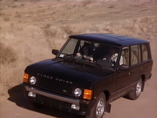 1994 Land-Rover Range Rover County LWB Series I