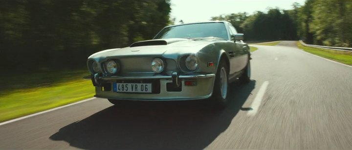 1974 Aston Martin V8 with Vantage features MkIII