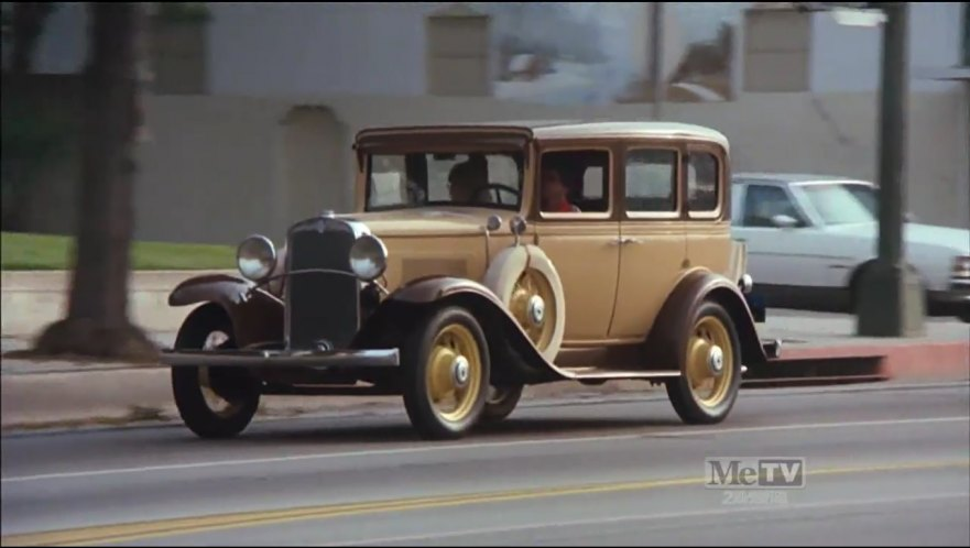 1931 Chevrolet Independence Special Sedan [AE]