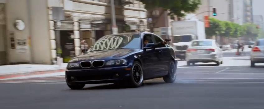 "IMCDb.org: 2003 BMW 330Ci [E46] in ""Ride Along, 2014"""