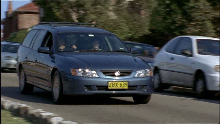 2003 Holden Commodore [VY]