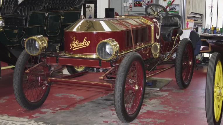 Stanley Steamer Car >> IMCDb.org: 1906 Stanley Steamer Vanderbilt Cup Racer in ...