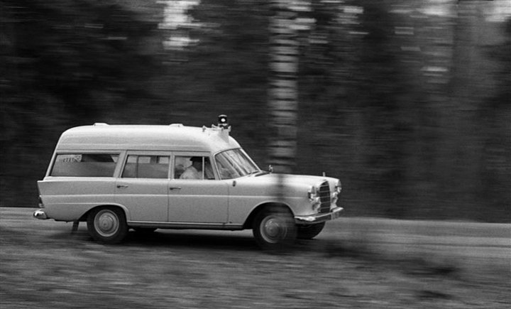 1962 Mercedes-Benz 190 Ambulanse Binz [W110]
