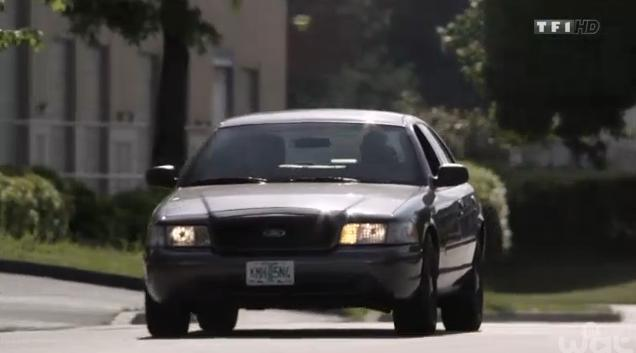 2006 Ford Crown Victoria Police Interceptor [P71]