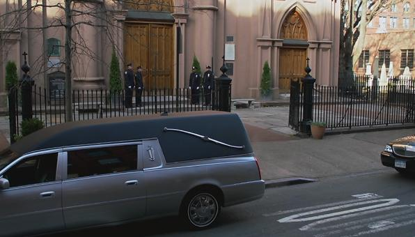 2006 Cadillac DTS Funeral Coach