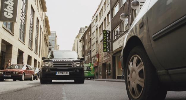 2006 Land-Rover Range Rover Sport [L320]