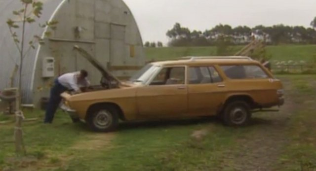 1974 Holden Kingswood Wagon [HQ]