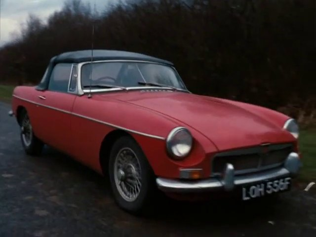 1967 MG B Roadster [ADO23]