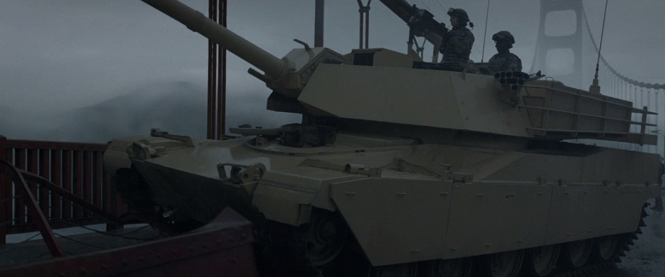 Made for Movie M1 'Abrams'