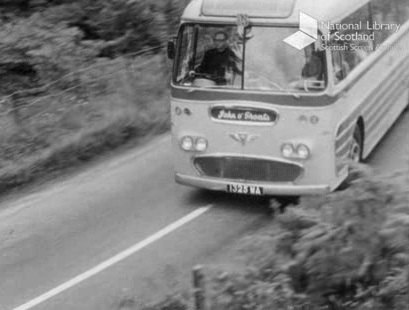 1960 AEC Reliance 2MU3RA Plaxton Embassy