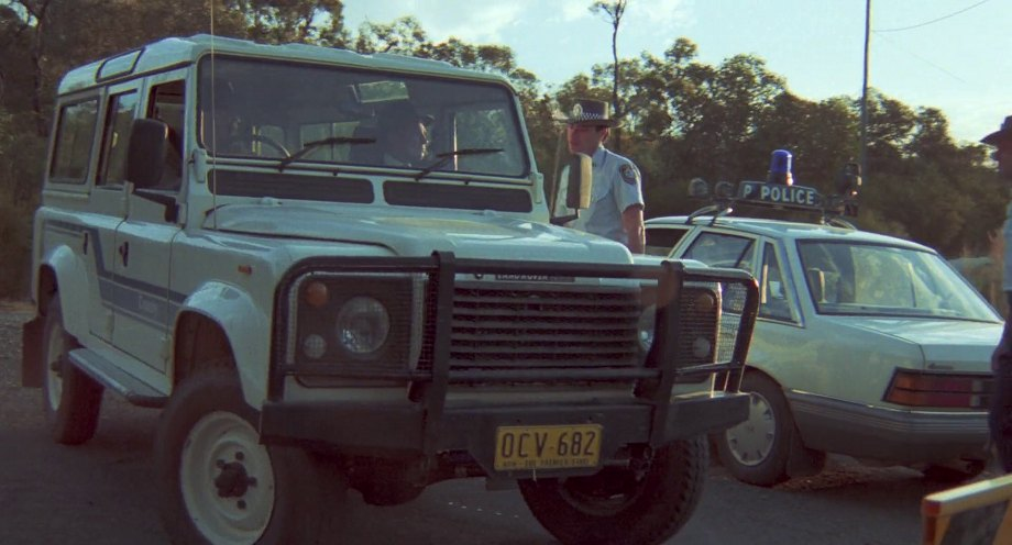 1984 Land-Rover 110 Station Wagon County