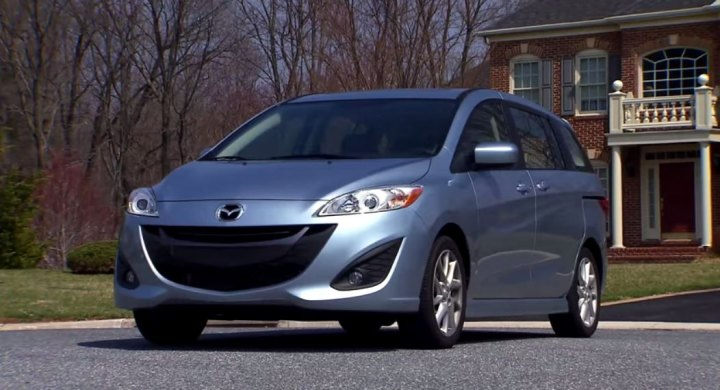 2012 mazda 5 cw in motorweek 1981 2019. Black Bedroom Furniture Sets. Home Design Ideas
