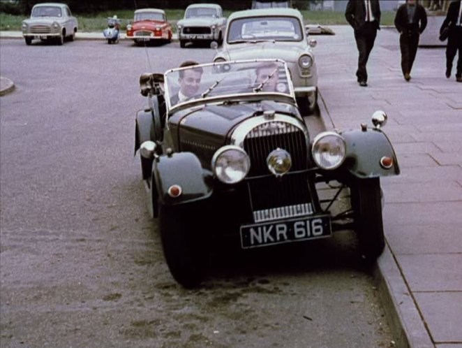 1951 Morgan Plus 4 4-Seater Tourer